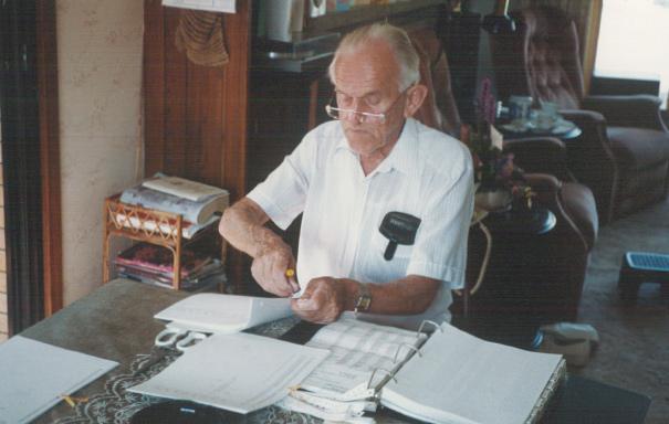 Jan Gelderman passed away.