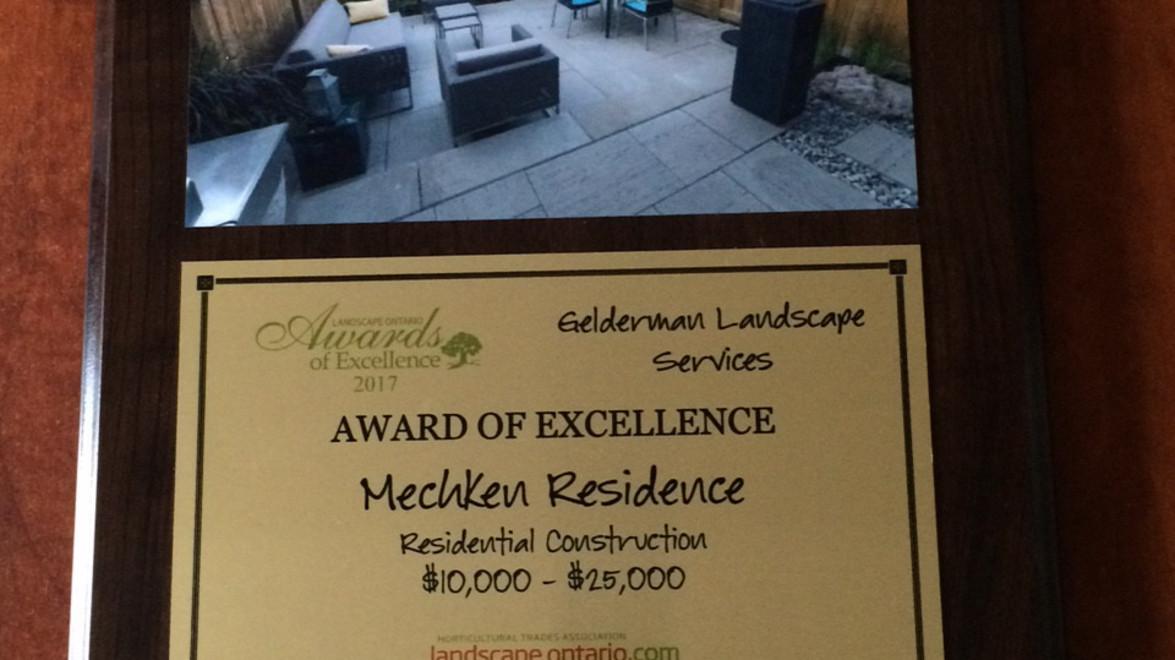 Gelderman wins 2016 Award of Excellence