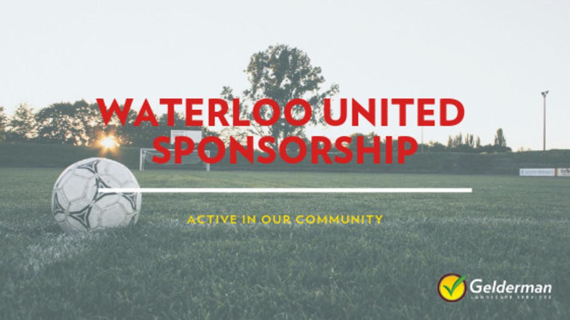 Waterloo United – Team Sponsors