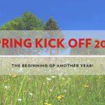 Spring Kick Off 2019